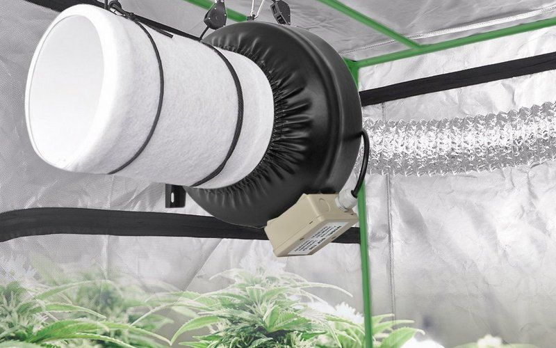 Best Tent Fan for Hydroponics - Top 7 Fans for Grow Room in 2018